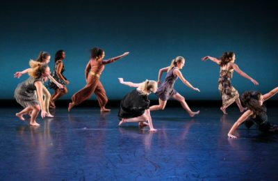 Introduction to Contemporary Dance thumbnail