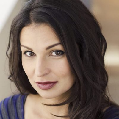 Headshot of Martyna Majok