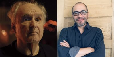 Lewis Center for the Arts' Program in Creative Writing presents a reading by poet Frank Bidart and novelist Yuri Herrera