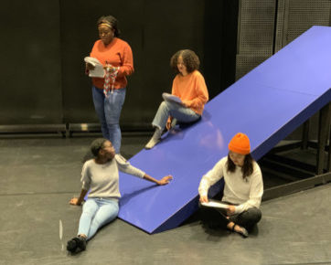 Thumbnail for Lewis Center for the Arts' Programs in Theater and Music Theater present <em>Choreopoem</em>