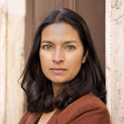 Headshot of Jhumpa Lahiri