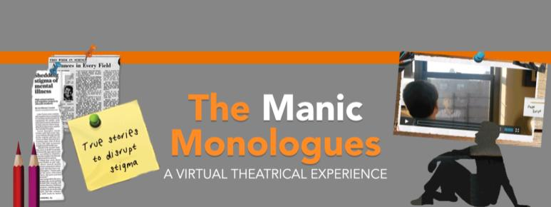 "Thumbnail for McCarter Theatre Center and Lewis Center for the Arts Announce ""The Manic Monologues"""